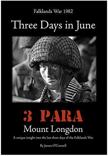 Three days in June (Falklands war)